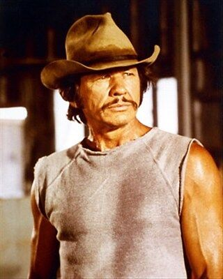 """CHARLES BRONSON AS NICK COLTON FROM Poster Print 24x20"""""""