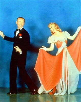 """FRED ASTAIRE AS TONY FLAGG, GINGER  Poster Print 24x20"""""""