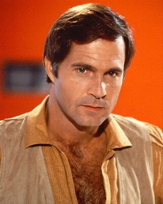"""GIL GERARD AS CAPT. WILLIAM 'BUCK'  Poster Print 24x20"""" lovely photo 264475"""