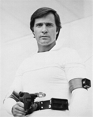 """GIL GERARD AS CAPT. WILLIAM 'BUCK'  Poster Print 24x20"""" cool pic 170868"""