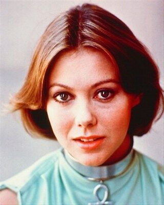 """JENNY AGUTTER AS JESSICA 6 FROM LOG Poster Print 24x20"""""""