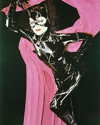 """MICHELLE PFEIFFER AS CATWOMAN/SELIN Poster Print 24x20"""""""