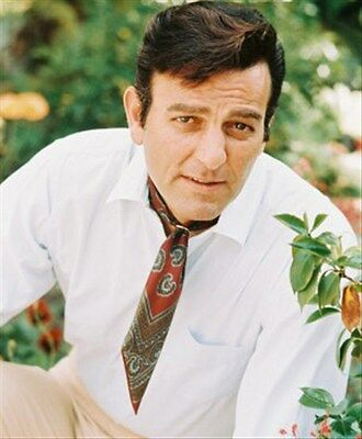 MIKE CONNORS Poster Print 24x20""