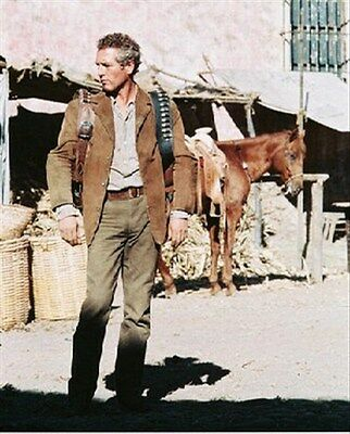 """PAUL NEWMAN AS BUTCH CASSIDY FROM B Poster Print 24x20"""""""