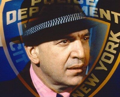 """TELLY SAVALAS AS LT. THEO KOJAK FRO Poster Print 24x20"""" classic pic 261601"""