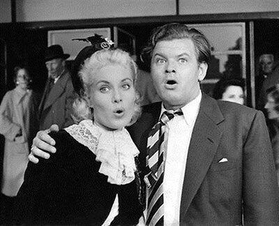 """BENNY HILL AS HUGO DILL, BELINDA LE Poster Print 24x20"""" iconic pic 178541"""
