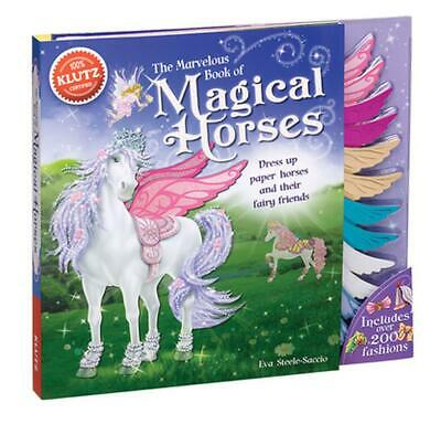 Marvelous Book of Magical Horses by Editors Of Klutz (English) Book & Merchandis