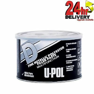 U-pol 'D' Smooth Metallic Body Filler 1.1L Upol