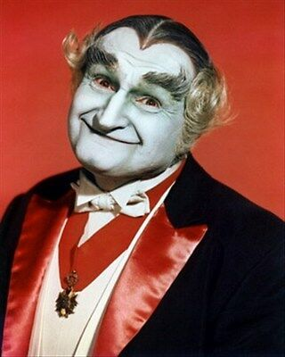"""AL LEWIS AS GRANDPA FROM THE MUNSTE Poster Print 24x20"""" wonderful photo 264633"""