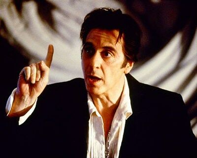 """AL PACINO AS JOHN MILTON FROM THE D Poster Print 24x20"""" iconic photo 227504"""