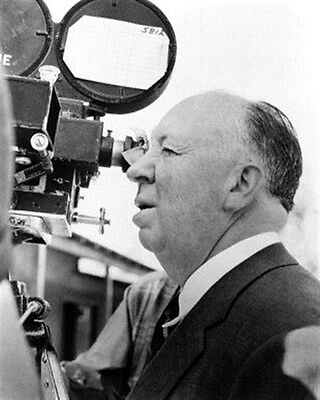 """ALFRED HITCHCOCK Poster Print 24x20"""""""