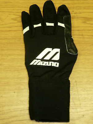 MIZUNO BATTING GLOVE Adult SMALL LH BLACK