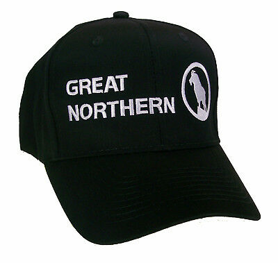 Great Northern Railway Embroidered Cap Hat #40-0064