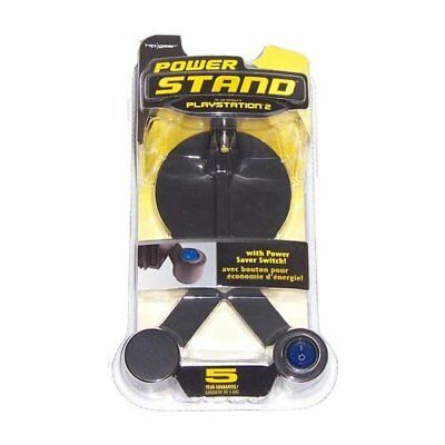 NEW Vertical Power Stand for Slim Playstation 2 PS2