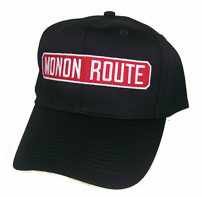Monon Route Embroidered Cap Hat #40-2330