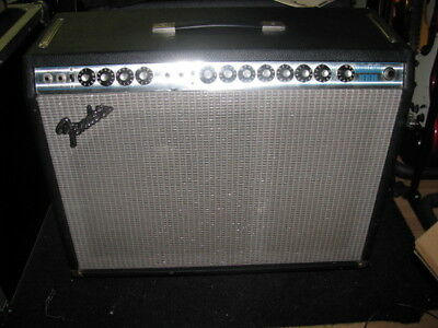 Fender Vibrosonic Vintage 70's Usa Made Stevie Sound
