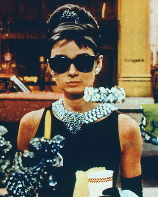 """AUDREY HEPBURN AS HOLLY GOLIGHTLY F Poster Print 24x20"""" nice pic 227416"""