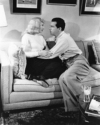 """FRED MACMURRAY AS WALTER NEFF, BARB Poster Print 24x20"""" nice pic 178595"""