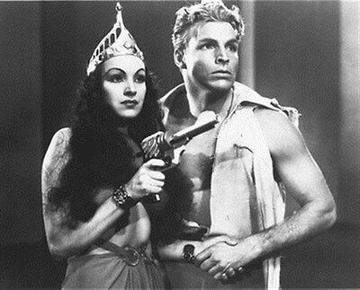 """BUSTER CRABBE AS FLASH GORDON FROM  Poster Print 24x20"""" cool photo 177886"""