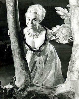 """BARBARA WINDSOR AS BETTINA FROM CAR Poster Print 24x20"""" iconic photo 173310"""