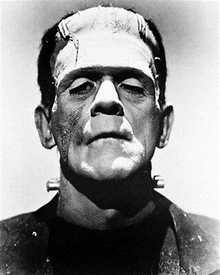 """BORIS KARLOFF AS THE MONSTER FROM F Poster Print 24x20"""" lovely image 163843"""