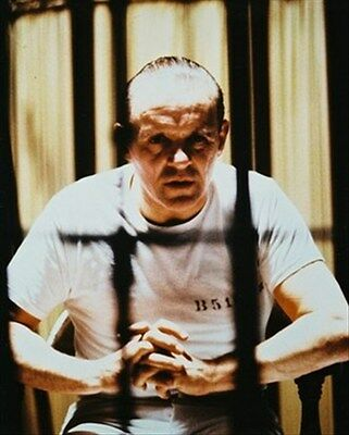 ANTHONY HOPKINS AS DR. HANNIBAL LECTER FROM  8x10 Photo great gift idea 27439