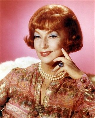 AGNES MOOREHEAD AS ENDORA FROM BEWITCHED 8x10 Photo great image 264079