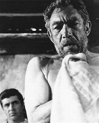 ANTHONY QUINN 8x10 Photo classic photo 178714