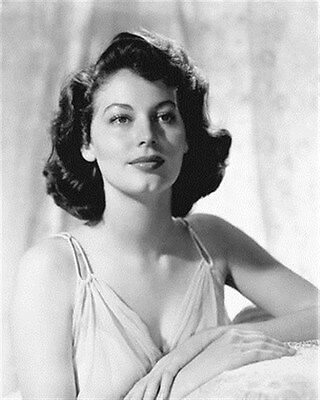 AVA GARDNER 8x10 Photo great image 178436
