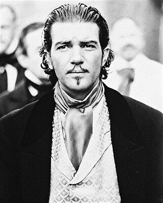 ANTONIO BANDERAS 8x10 Photo classic pic 167566