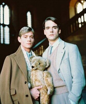 JEREMY IRONS AS CHARLES RYDER, ANTHONY ANDRE 8x10 Photo