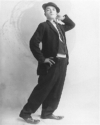 BUSTER KEATON 8x10 Photo classic pic 172902
