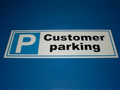 Cars Car Parking Motorway Private Event Plastic Sign 450mmx150mm Or 300mmx100mm
