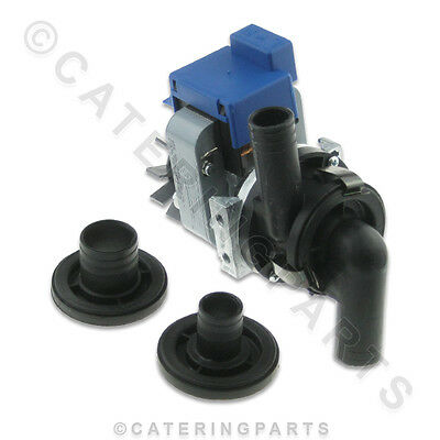 Dp07 230V Universal Drain Pump Kit With 3 Different Sizes Of Head Inlet Fittings