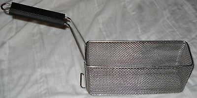 "Basket,  Fry, 12.5""x 4 ""x 6"", stainless, 5003275"