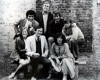 The Cast of SCTV - 8x10 B&W Photo