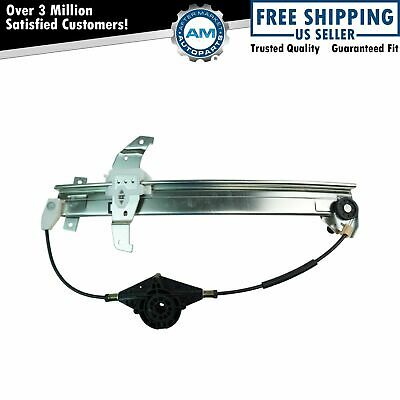 Power Window Regulator Rear RH Right Passenger Side for 98-09 Lincoln Town Car