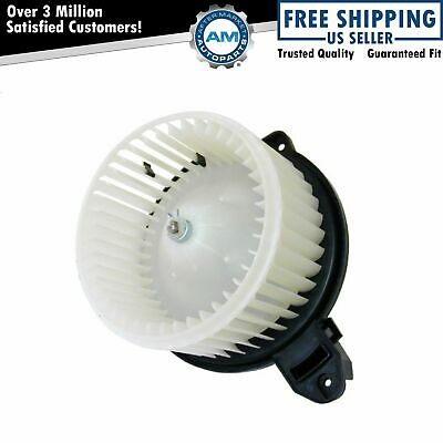 Heater Blower Motor w/ Cage for Audi RS6 S6 A6 Allroad