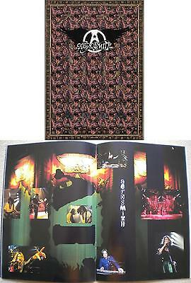 Aerosmith Nine Lives Tour 1997 Uk Tour Programme