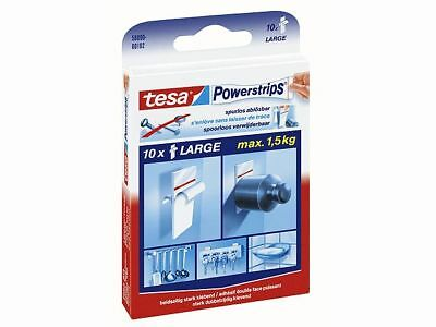 Tesa Powerstrips Large 10 St. Power Strips NEU OVP Power Strip Tesa