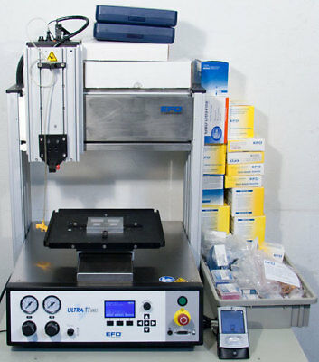 Nordson-EFD 325 Ultra TT Automated Dispensing System