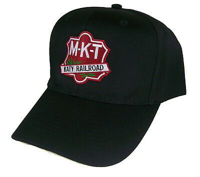 MKT Katy Railroad Embroidered Cap Hat #40-2322