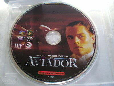 AVIADOR - (The Aviator)  {DVD}