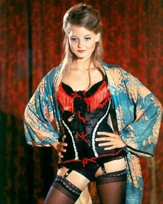 Jodie Foster As Donna From Carny 8X10 Photo