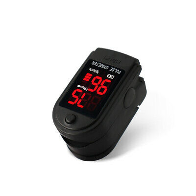 Oximeter Ox Finger Tip Pulse Blood Oxygen SpO2 Heart rate PR Monitor New UK
