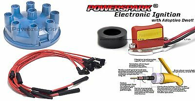 Rover P5 3.5 Electronic Ignition Leads Cap Rotor