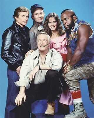"""THE A-TEAM TELEVISION PHOTO Poster Print 24x20"""" cool image 277724"""