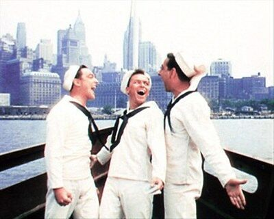 """ON THE TOWN MOVIE PHOTO Poster Print 24x20"""" gift idea 264401"""