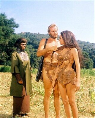 """PLANET OF THE APES TELEVISION PHOTO Poster Print 24x20"""" nice pic 263818"""