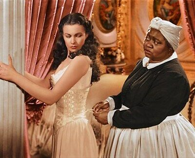 """GONE WITH THE WIND MOVIE PHOTO Poster Print 24x20"""" stellar image 257875"""